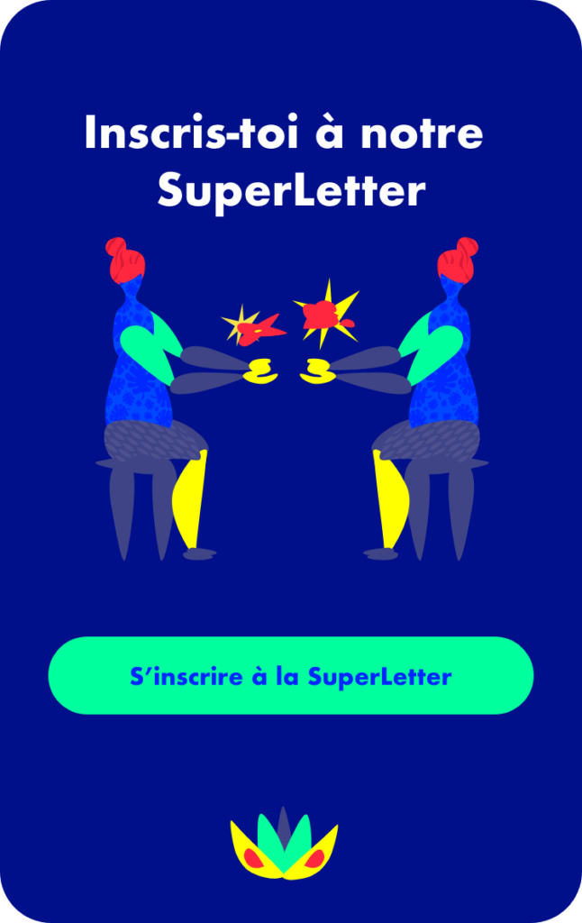 Inscription SuperLetter