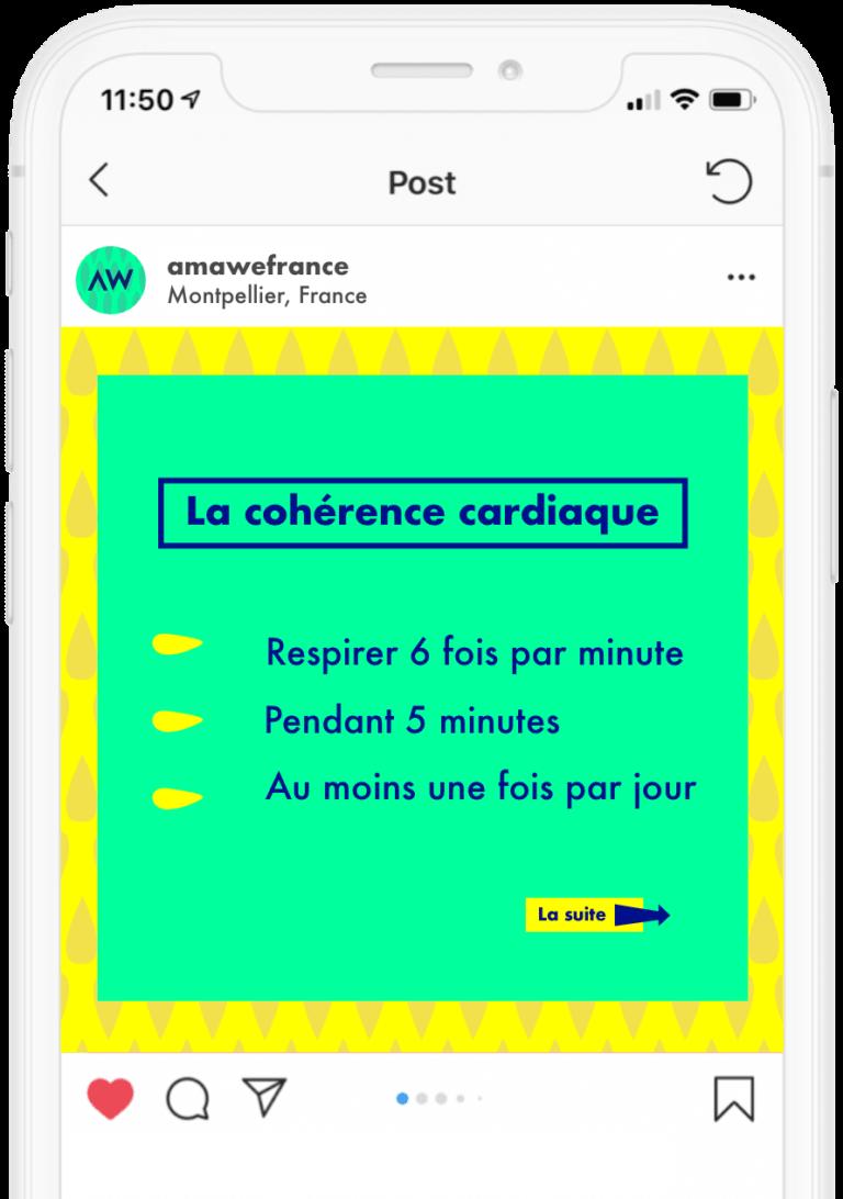 Instagram Amawé