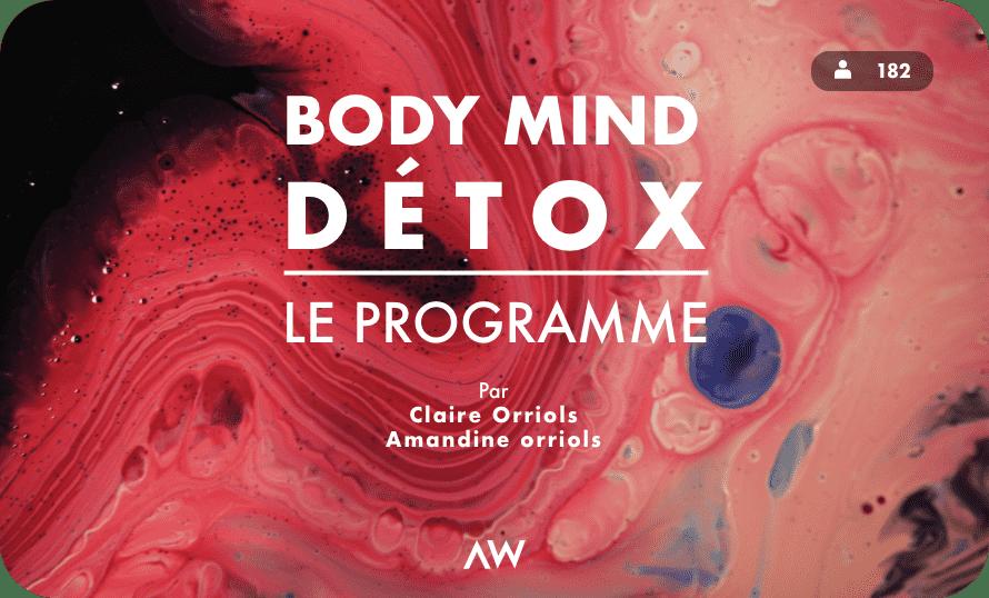 Programme Body Mind Détox