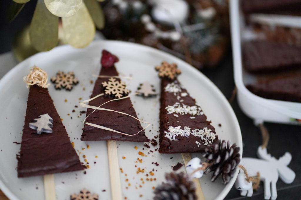 Sapins Nöel chocolat